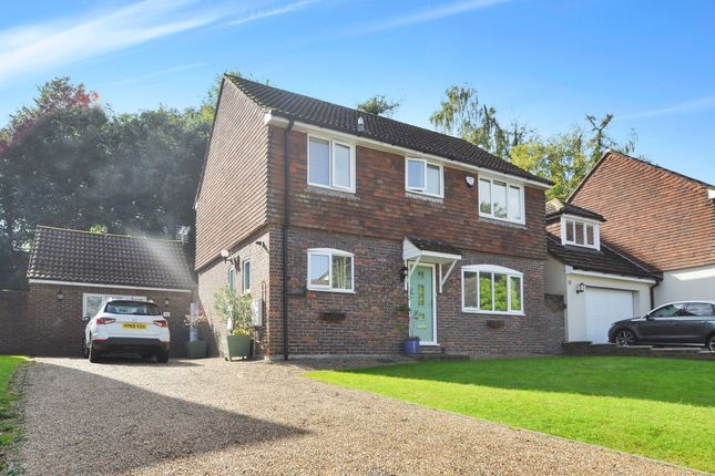 Thumbnail Detached house for sale in Greenwich Close, Maidstone