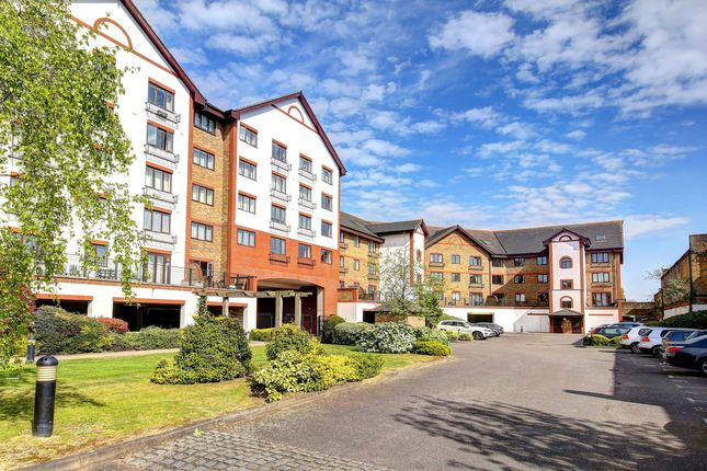 Thumbnail Flat for sale in Sopwith Way, Kingston Upon Thames