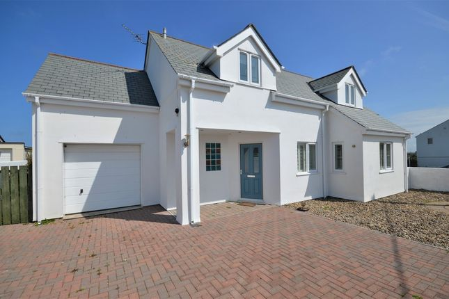 Thumbnail Property for sale in Goonbell, St Agnes, Cornwall