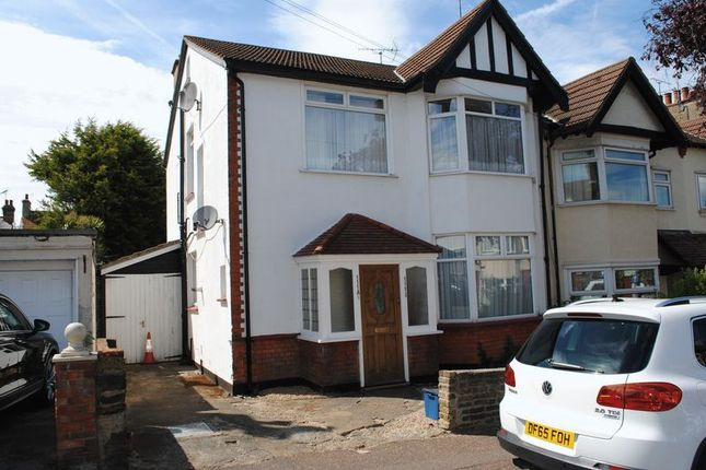 Thumbnail Flat to rent in Westcliff Park Drive, Westcliff-On-Sea