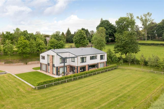 Thumbnail Detached house for sale in Plompton Road, Follifoot, Harrogate, North Yorkshire