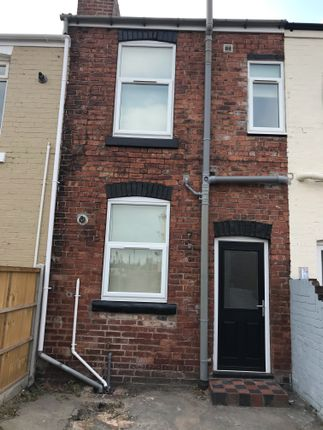 Thumbnail Terraced house for sale in Dodsworth Street, Mexborough