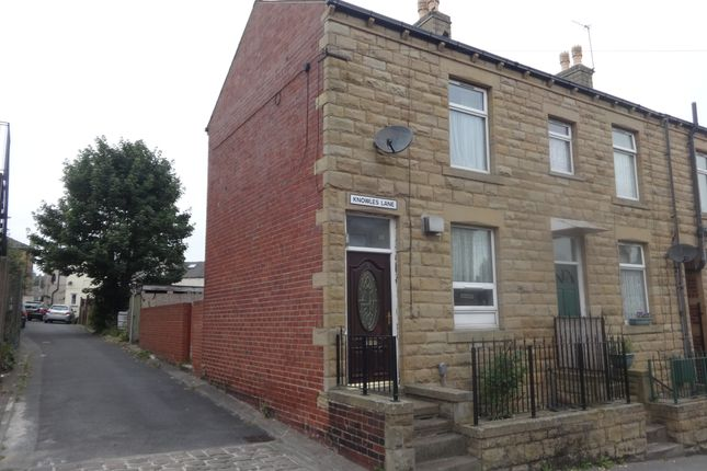 Thumbnail Terraced house to rent in Knowles Lane, Batley