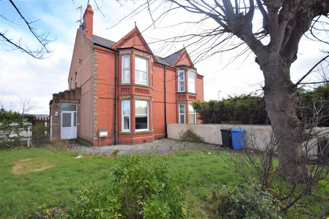 Thumbnail Flat for sale in Rhuddlan Road, Rhyl