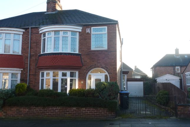 Westminster Road, Middlesbrough TS5