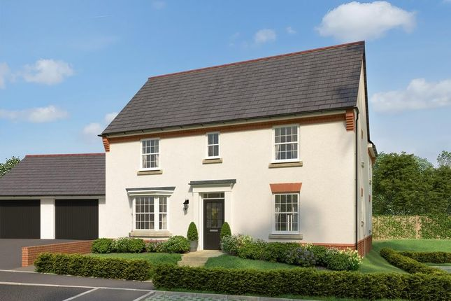 """Thumbnail Detached house for sale in """"Layton"""" at Northfield Lane, Barnstaple"""