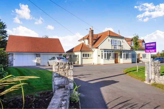 Thumbnail Detached house for sale in Wolvershill, Banwell