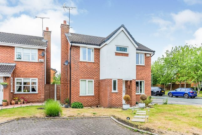 Thumbnail Detached house to rent in Osprey Close, Middlewich, Cheshire