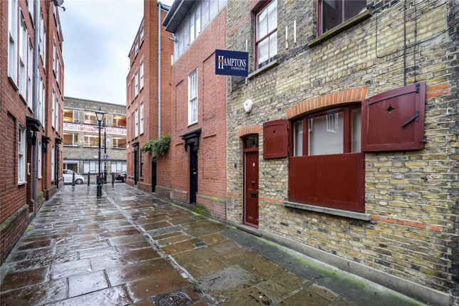 Thumbnail Terraced house for sale in Puma Court, London