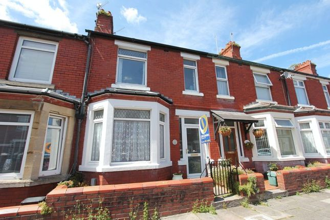 Thumbnail Terraced house for sale in Victoria Road, Barry