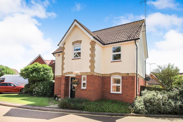 Thumbnail Detached house for sale in Brayers Mews, Rochford, Essex