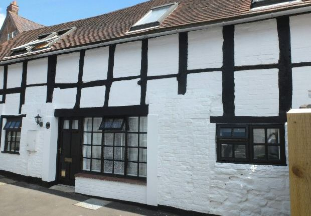 Thumbnail Flat for sale in New Street, Ledbury