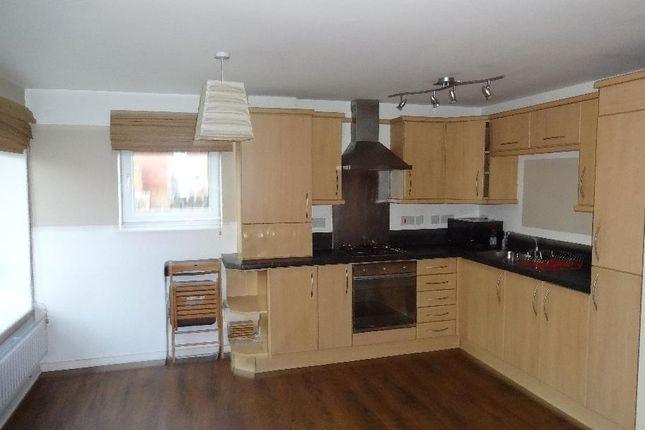 Park Grange Court 4 Open Plan Kitchen