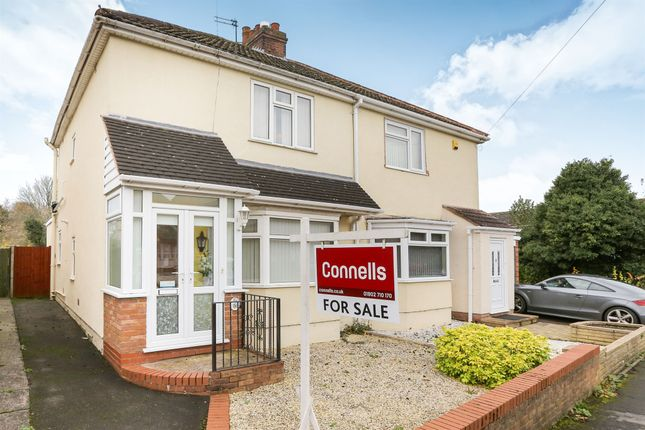Thumbnail Semi-detached house for sale in Chapel Lane, Codsall, Wolverhampton