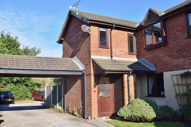 Thumbnail Terraced house to rent in The Alders, Garstang, Preston