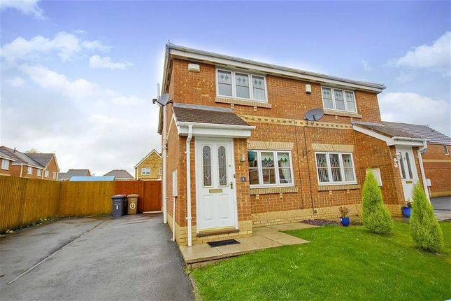2 bed semi-detached house for sale in Chendre Close, Pendlebury, Swinton, Manchester