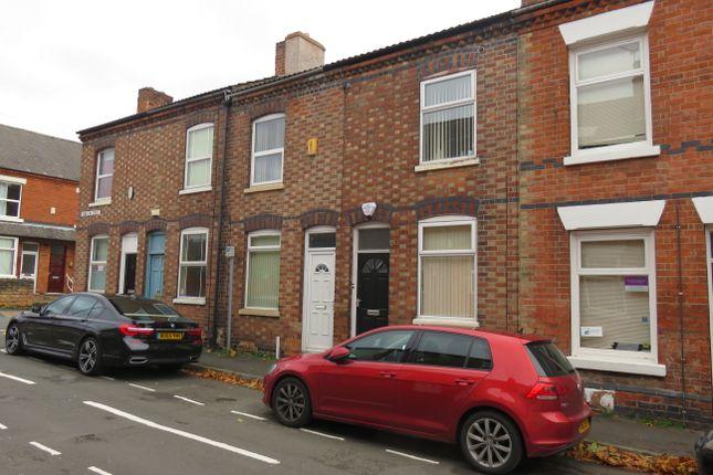 Thumbnail Terraced house to rent in Osmaston Street, Lenton, Nottingham