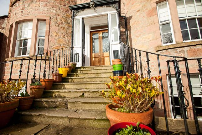 Thumbnail Town house for sale in Cathedral Square, Fortrose