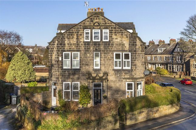 Thumbnail End terrace house for sale in Main Street, Menston, Ilkley, West Yorkshire