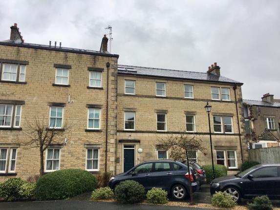 External of Elizabeth Court, Henry Street, Lancaster, Lancashire LA1