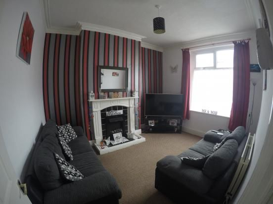 Thumbnail Terraced house to rent in Cunliffe Road, Blackpool, Lancashire