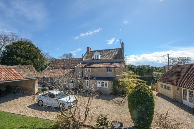 Thumbnail Detached house for sale in Sand Road, Wedmore, Somerset