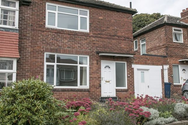 Thumbnail Semi-detached house for sale in Denhill Park, Condercum Park Estate, Fenham