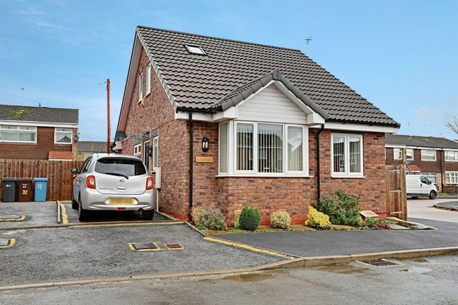 Thumbnail Detached bungalow for sale in Astral Gardens, Sutton-On-Hull, Hull