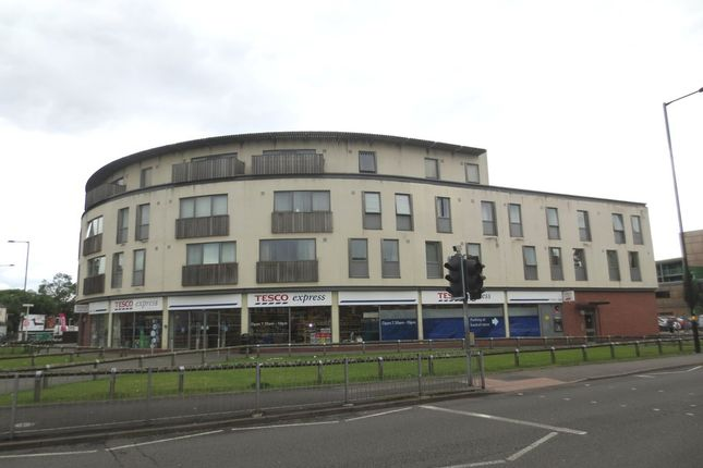 Thumbnail Flat for sale in Queens Court, Gravelly Hill North, Erdington