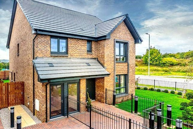 Thumbnail Detached house for sale in Plot 37 - Calderpark Gardens, Glasgow