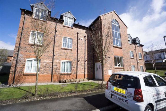 Thumbnail Flat for sale in Leigh Street, Westhoughton, Bolton