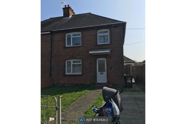 Thumbnail Semi-detached house to rent in Palmerston Road, Chatham
