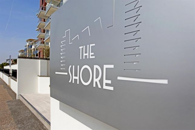 Thumbnail Flat for sale in The Shore, 22-23 The Leas, Westcliff-On-Sea