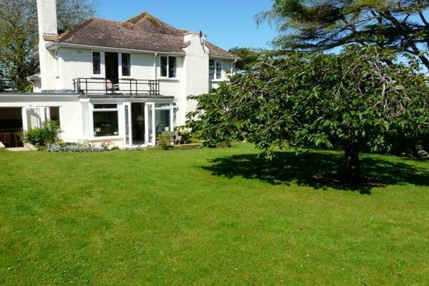Thumbnail 3 bed flat to rent in 3 East Budleigh Road, Budleigh Salterton