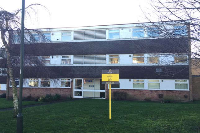 Thumbnail Flat to rent in Garrick Court, Lichfield