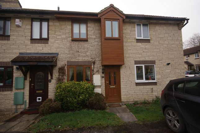 2 bed terraced house to rent in Trinity Park, Calne SN11