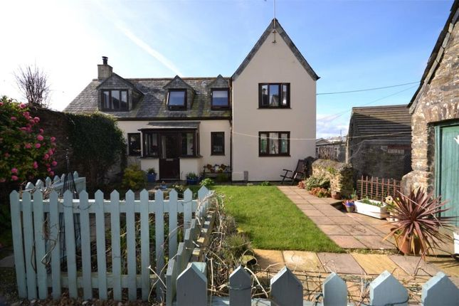 Thumbnail Link-detached house for sale in Pelynt, Looe, Cornwall