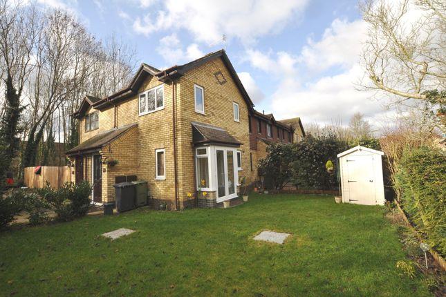 Thumbnail Semi-detached house for sale in Devoil Close, Burpham, Guildford