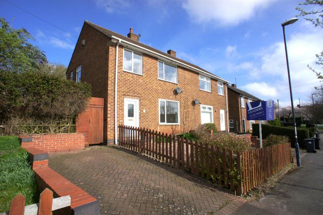 Thumbnail Semi-detached house to rent in Ladybower Road, Spondon, Derby