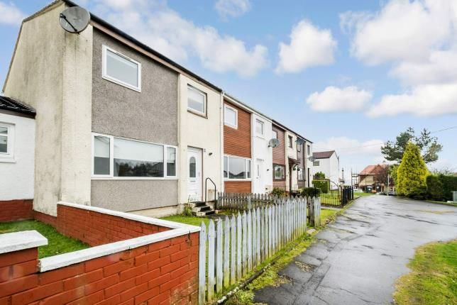 3 bed terraced house for sale in Divert Walk, Gourock, Inverclyde, . PA19