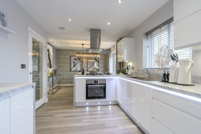 """Thumbnail Detached house for sale in """"Plot 117 - The Nidderdale"""" at Station Road, Carlton, Goole"""