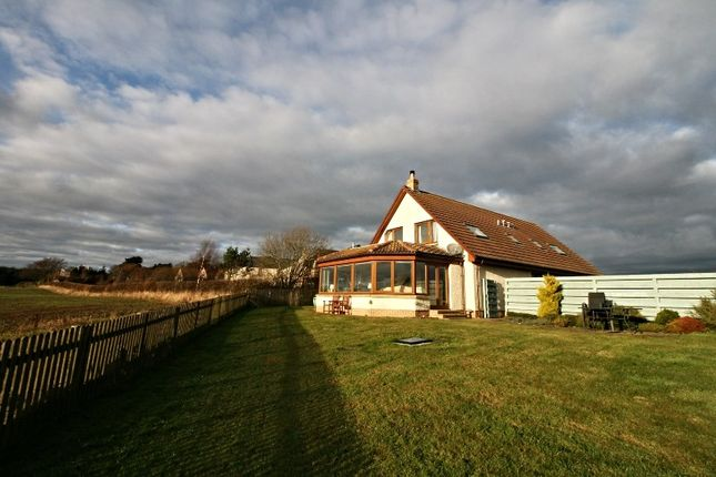 Thumbnail Detached house for sale in Whitfield, Eyemouth