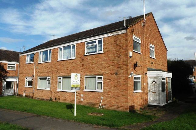Thumbnail Maisonette to rent in Cheviot Close, Quedgeley, Gloucester