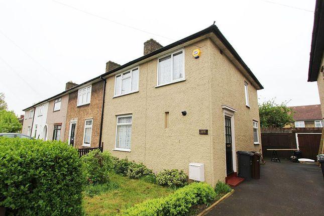 Thumbnail End terrace house for sale in Ilchester Road, Dagenham, Essex