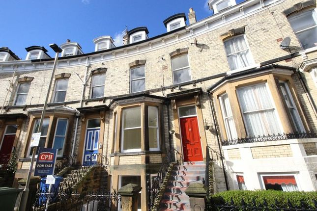 Thumbnail Flat for sale in Grosvenor Crescent, Scarborough