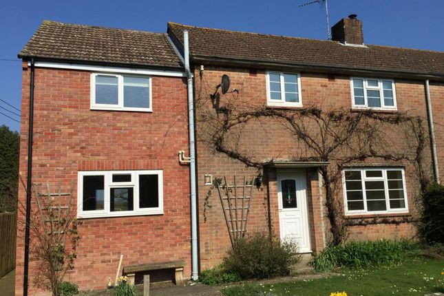 Thumbnail Semi-detached house to rent in Court Close, Corscombe, Dorchester, Dorset