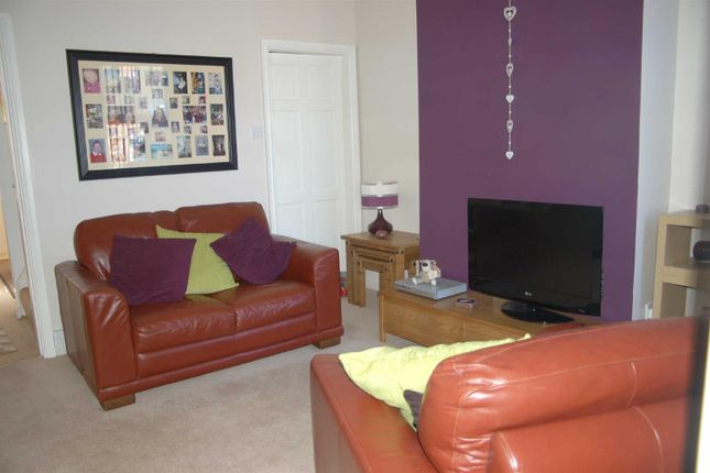 Thumbnail Terraced house to rent in Oxford Street, Penkhull
