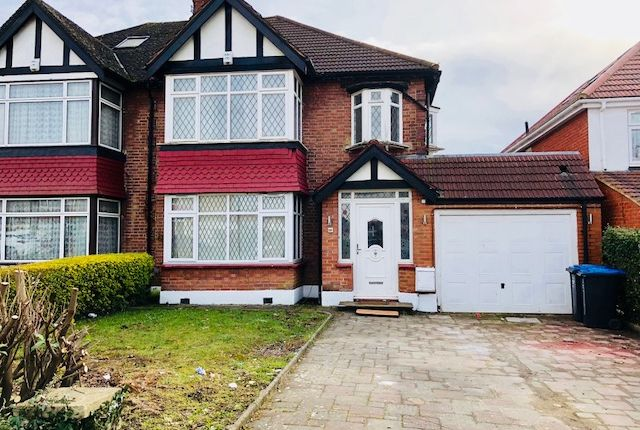 Thumbnail Semi-detached house to rent in Kingsway, Wembley