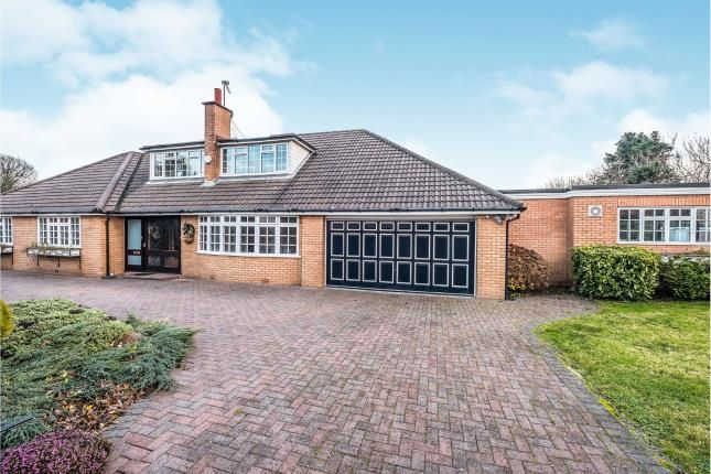 Thumbnail Bungalow for sale in Fleetwood Road, Southport, Merseyside