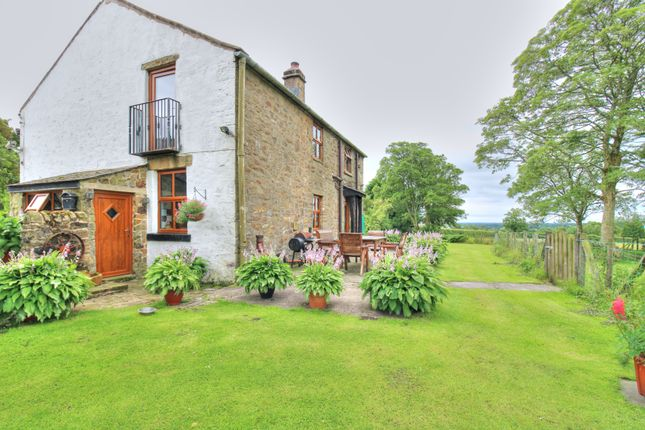 Thumbnail Farmhouse for sale in Clitheroe Road, Knowle Green, Preston